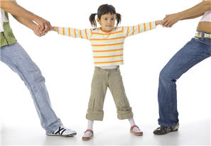child custody fight