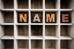 Hyphenated last name in child custody