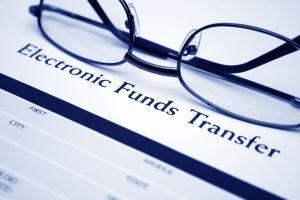 Transfer of marital funds