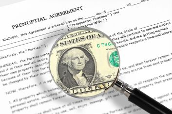 Timing of prenuptial agreements